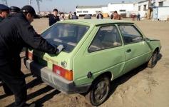 В Павлодаре сдали 43 старых автомобиля на утилизацию