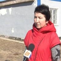 Жительница посёлка Мойылды Римма Сыздыкова второй год подряд лишается имущества