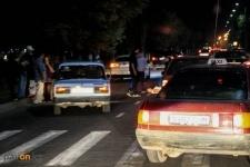 В Павлодаре на пешеходном переходе сбили женщину