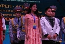 160 полицейских вокалистов приняли участие в конкурсе патриотической песни