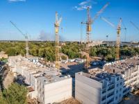Средняя цена квадратного метра новостройки в Павлодаре составлет 191 тыс тенге