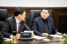 Дефицит электроэнергии для СЭЗ-Павлодар обсудил глава Павлодарского региона с представителем фонда «Самрук-Казына»