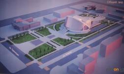 В Павлодаре общественность одобрила проект строительства концертного зала на месте стадиона Металлург