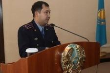 Депутаты проголосовали за нового главу местной полицейской службы города Павлодара