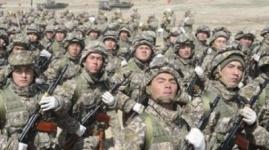 7 тысяч военнослужащих примут участие в боевом параде в честь 7 мая