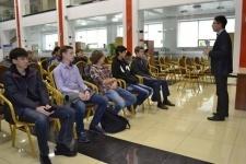 В центре обслуживания молодежи прошли экскурсии для студентов колледжей и вузов