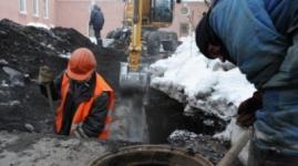 """""""Размороженную"""" в Павлодаре новостройку подключили к отоплению"""