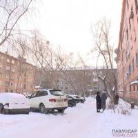 В пятиэтажке по улице Лермонтова проблема с канализационными стоками