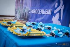 Нуржан Ашимбетов открыл очередной дом в Сарыарке
