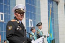 Владимир Путин наградил Павлодарца орденом «За мужество и доблесть»