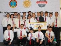 Павлодарцы взяли золото Республиканского чемпионата по робототехнике