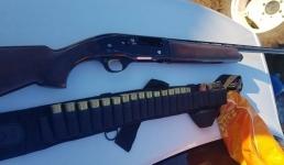 Павлодарские полицейские выявили свыше 40 нарушителей правил хранения оружия
