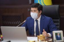 """Абылкаир Скаков: """"Стабилизация эпидситуации не повод расслабляться"""""""