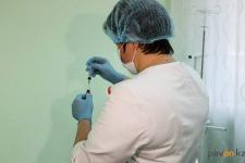 В Павлодарской области потрачено свыше 50 миллионов тенге на закупку вакцин от гриппа