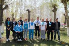 В Павлодаре коДню Победы заложили аллею