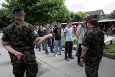 В Швейцарии проводят референдум об отмене всеобщей воинской повинности