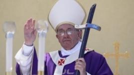 Папа Римский начнет раздавать индульгенции через Twitter
