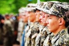 В Казахстане начался осенний призыв