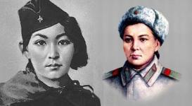 Мультфильм про Алию Молдагулову и Маншук Маметову покажут 9 мая