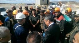 """Бастовавшие горняки АО """"Майкаинзолото"""" попали под сокращение в Павлодарской области"""