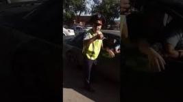 В Павлодаре водитель пересел на место пассажира, чтобы избежать ответственности
