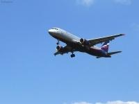 Самолет посадили из-за фальшивого пения
