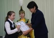 В Павлодаре наградили участников первого конкурса эссе по латинской графике