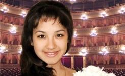 Мария Мудряк вошла в десятку лучших сопрано на конкурсе «Бельведер» в Нидерландах