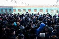 За прошедший год число жителей Павлодарской области уменьшилось на 1384 человека