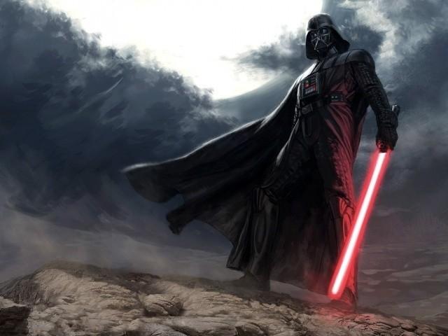 Star Wars Classical Wallpaper Darth Vader - JoBSPapa.com