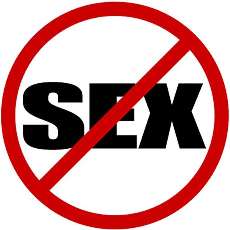 мужчина без секса прожить