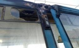 Молния ударила в движущийся трамвай в Павлодаре